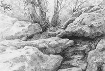 Graphite Landscapes