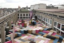 Inspiration: Roof terraces