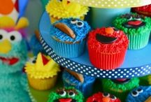 BIg Bird Birthday / by Tara Jackson