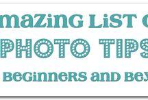 photos tips and photos / by Carol Powell