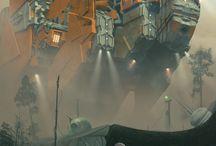 Overwatch - Cities