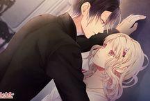 Diabolik lovers Rejii × Yui