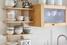 Kuchyň chalupa