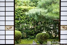 Map of Japanese Gardens in Kyoto / A map of the most beautiful Japanese Gardens in Kyoto