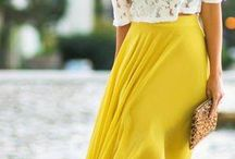 Long skirts outfits