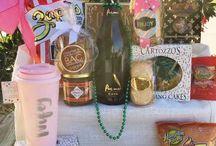 Bachelorette and Bachelor Party Gift Baskets