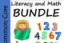 Kindergarten Literacy and Math BUNDLE | Kindergarten Morning Work BUNDLE / Kindergarten Literacy and Math BUNDLE | Kindergarten Morning Work BUNDLE! Literacy and Math for your Kindergartners! This Kindergarten Literacy and Math includes 320 pages of printables that can be used in the classroom or at home.  This Kindergarten Literacy and Math is filled with hands-on, ENGAGING and FUN resources that get kids EXCITED about learning!   This Kindergarten Literacy and Math is intended to help students learn a variety of common core related kindergarten ELA and Math.