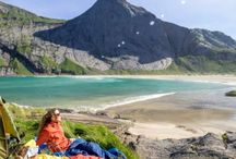 Wild places to visit in Scandinavia / Amazing, places to visit in Scandinavia, Norway, Sweden, Denmark & Iceland, for outdoor activities, adventures, rambling, canoeing, camping,kayaking, and exploring the wild hidden beautiful landscapes of Scandinavia.