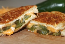 sandwiches/lunch / by Melissa Adams