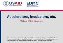 Accelerators & Incubators