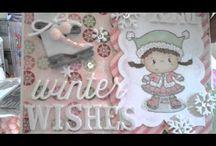 utube christmas cards / by Lavinia Dow