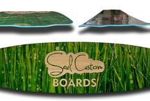WakeBoards / Wakeboards done using Super Sap Sustainable Epoxy Resin (by Entropy Resins EU) .