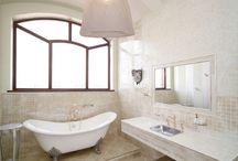 Łazienka / Dobre oświetlenie w łazience to podstawa :)
