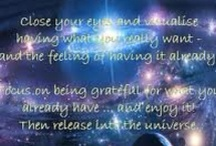 Law Of Attraction / by Pink Chick Psychic Linda Kaye