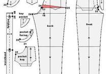 costura masculina