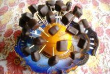 Десерты / Пошаговые рецепты приготовления десертов