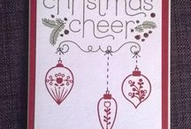 Stamp'in Up - Cheerful Christmas