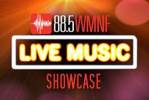 Live Music / Live Music! / by WMNF 88.5 FM Tampa