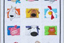 Quilts for kids / by Sheryl Merritt