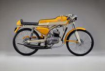 Mopeds / Lightweight motorbikes