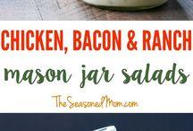 Mason Jar Meal Prep