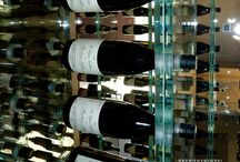 Glass Winecaves / More on our new website www.santambrogiomilano.it