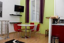 18th arrondissement of Paris / Le Marché aux Puces, Barbès or even Pigalle is an arrondissement where you want to live, so come over and maybe you'll get the perfect apartment that fits your needs!