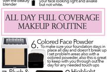 Full Coverage Makeup Set