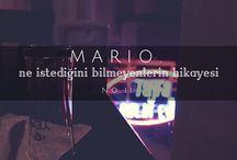Mario: Ne İstediğini Bilmeyenlerin Hikayesi