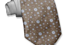 Tie One On / June is Tie Month at Yellow Rose Designs! Check out these great, original ties for dads, sons, grandads as well as moms and daughters who want to rock the retro Annie Hall look.