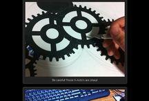 Steampunk DIY / by Jackie Hall