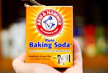 Baking soda ideetjes