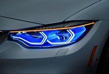 cars head lamps
