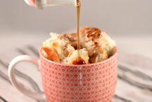 Mug Recipes / by Alice Sconiers