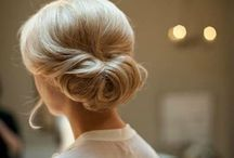 Bridal Hair  / Hairstyles to compliment your special day