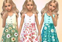 TS4 Dresses