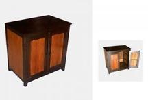 Buffet / Teak Bamboo Furniture Buffet