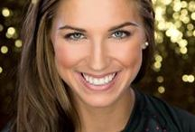 Alex Morgan / The awesome soccer player Alex Morgan / by Greg Morrison