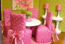 Barbie Doll House Ideas