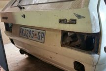 Gravity Auto Parts Project #grungecat / A 1978 Mk1 golf getting TLC