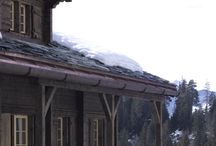 Casa Prada / Powder Byrne Properties presents the Swiss Owner's Collection; luxury ski chalets in the Swiss Alps.