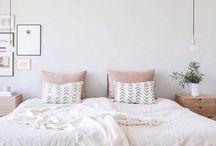Makuuhuoneen ideat