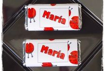 Chocolatinas y mini-chocolatinas CEMLM