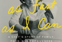 Books for Cooks / Books about chefs and/or cooking related