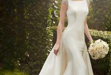 Martina Liana Wedding Dresses / The Martina Liana wedding dress collection was designed to make wedding dreams come true for fashion-forward brides.