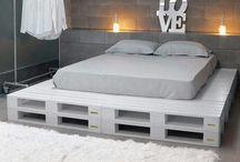 Per la stanza da letto