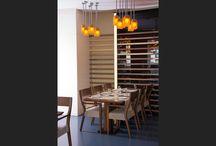 Diwan Al Muhanna Restaurant - Dubai UAE / Sandalyeci