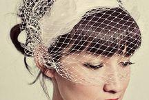ślub z głową - czyli ozdoby na włosy :)