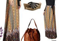 Boho Diva Fashion / Bohemian fashion tips. #fashion #bohemian #romantic #fashiondesign  / by T. Raven Meyers