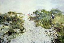 Carolin Blisch  akvarel